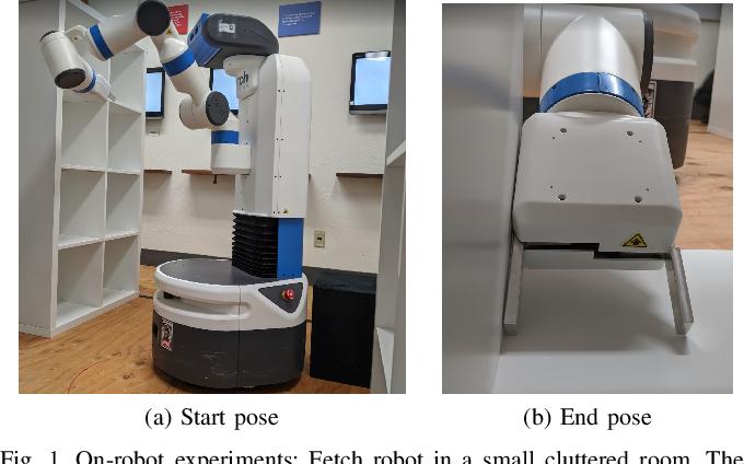Figure 1 for Neural Collision Clearance Estimator for Fast Robot Motion Planning