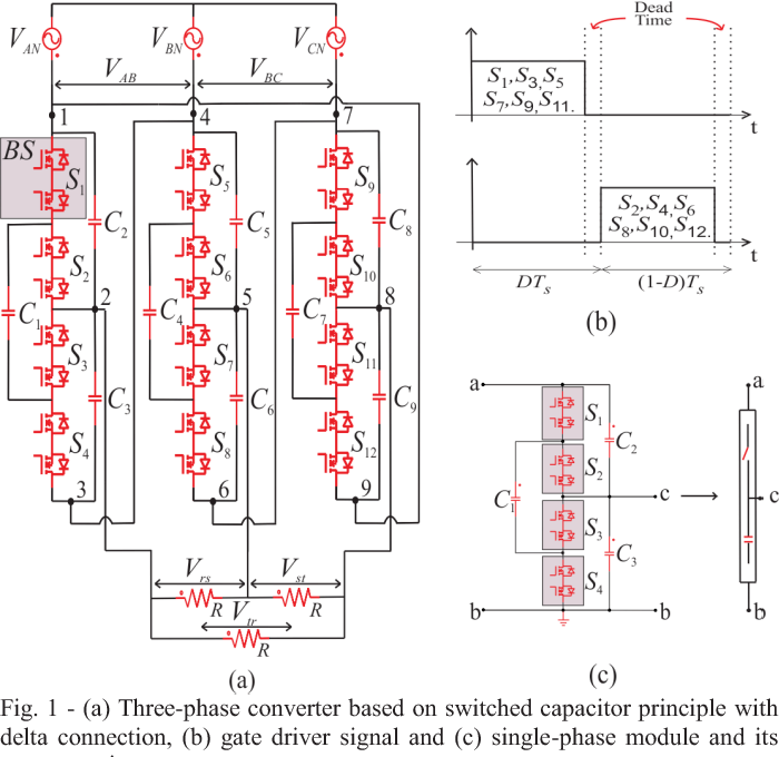 figure 1 from experimental validation of a proposal for a 3 5 kva rh semanticscholar org 240 Single Phase Wiring Diagram Static Phase Converter Schematic