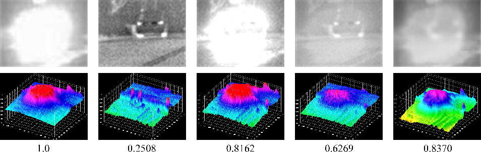Figure 3 for A Cross-Modal Image Fusion Theory Guided by Human Visual Characteristics