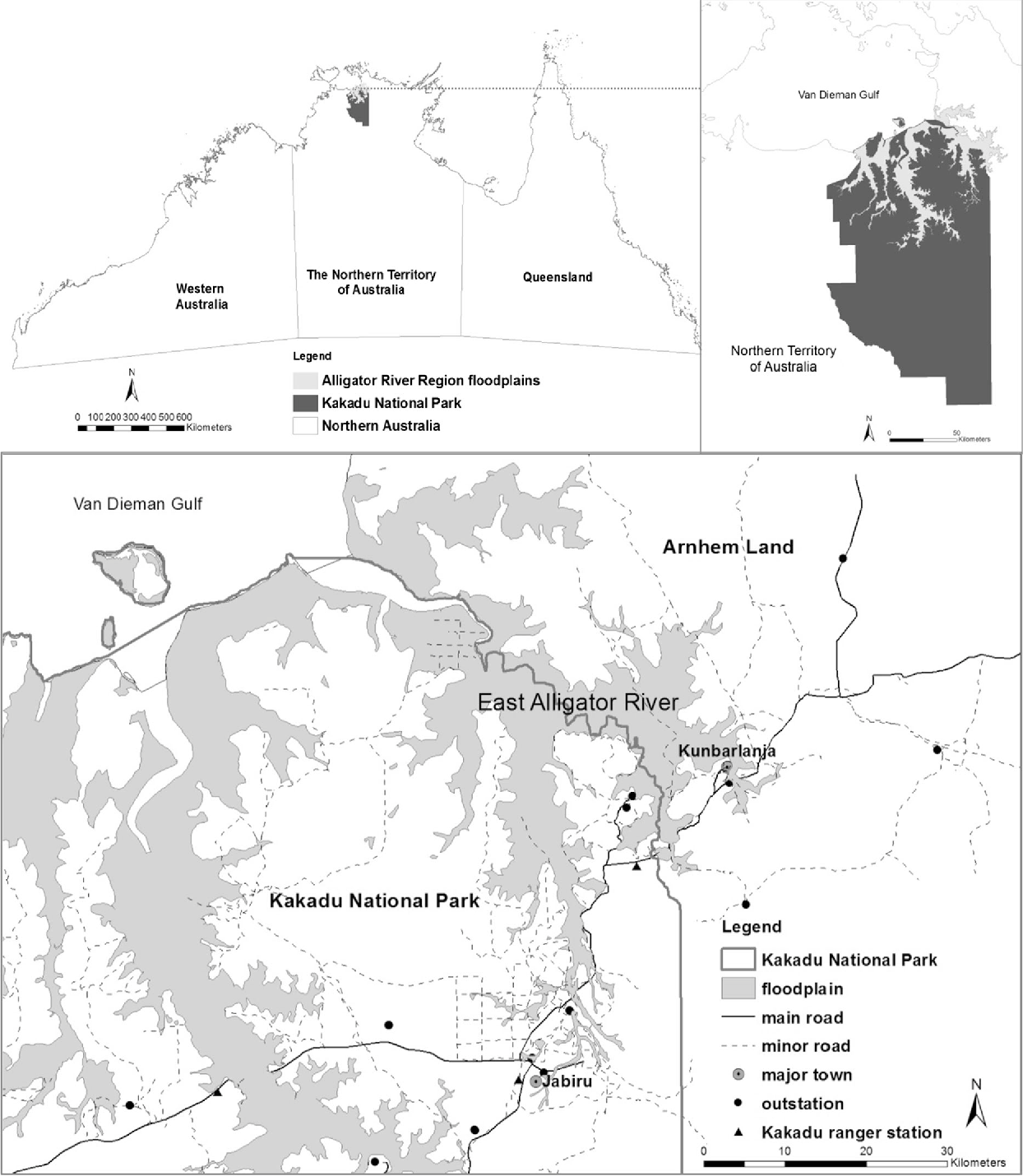 Figure 1 from Maintaining customary harvesting of freshwater