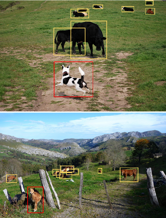 Figure 1 for Image Captioning with Visual Object Representations Grounded in the Textual Modality