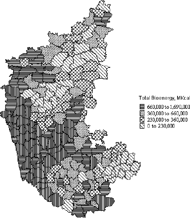 Spatial Mapping Of Renewable Energy Potential