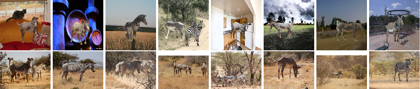 """Figure 3 for Three-D Safari: Learning to Estimate Zebra Pose, Shape, and Texture from Images """"In the Wild"""""""