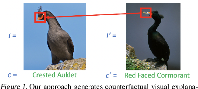Figure 1 for Counterfactual Visual Explanations