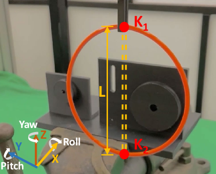 Figure 2 for Trajectory Optimization for Manipulation of Deformable Objects: Assembly of Belt Drive Units