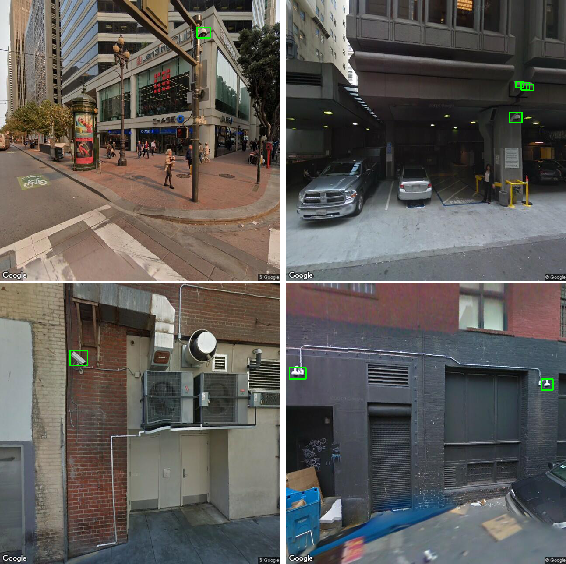Figure 3 for Surveilling Surveillance: Estimating the Prevalence of Surveillance Cameras with Street View Data