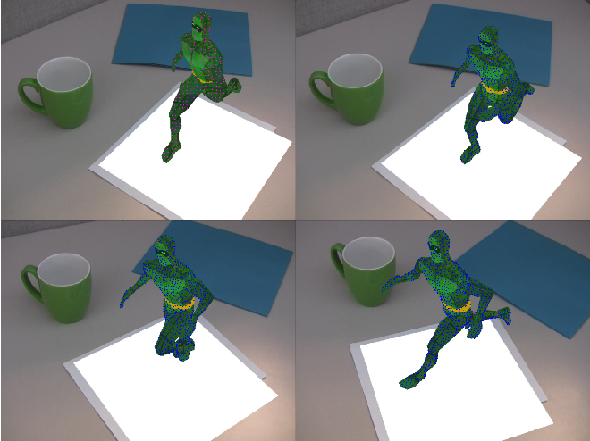 Animated 3d Line Drawings With Temporal Coherence : A non photorealistic rendering framework with temporal coherence