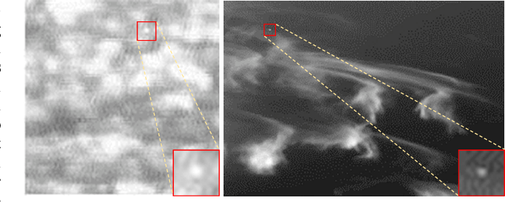 Figure 1 for Infrared Small Target Detection Using Multi-patch Attention Network