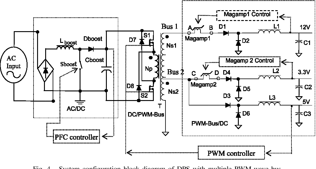 Figure 4 From A Review Of Distributed Power Systems Part Ii High