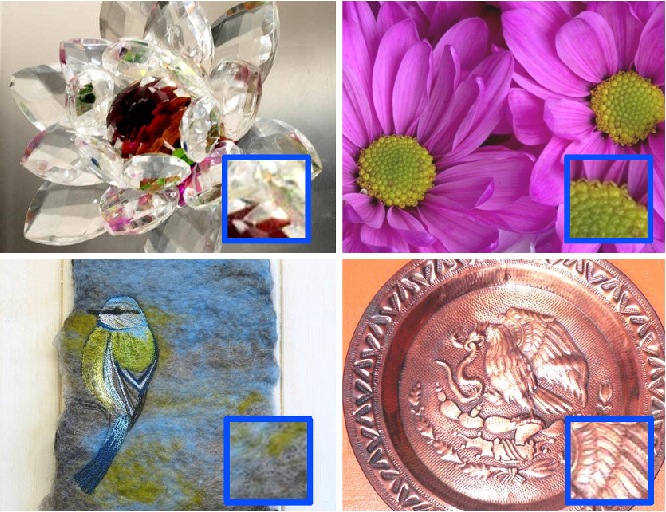 Figure 1 for Recognizing Material Properties from Images