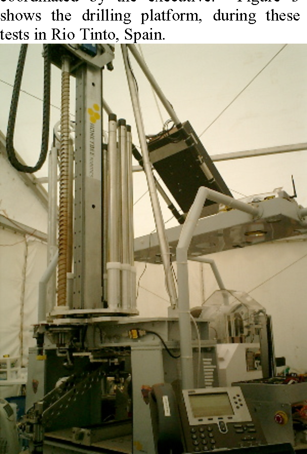 Figure 5 from Robotic and Human-Tended Collaborative Drilling