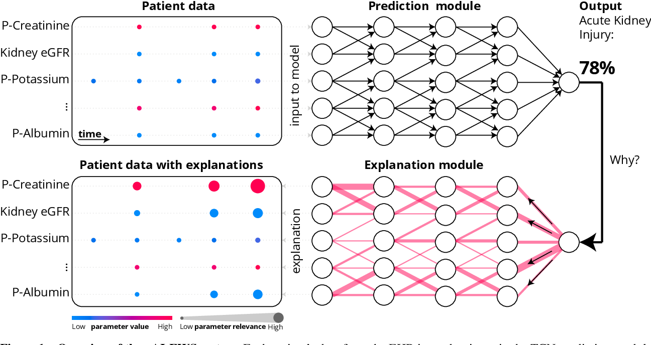 Figure 1 for Explainable artificial intelligence model to predict acute critical illness from electronic health records