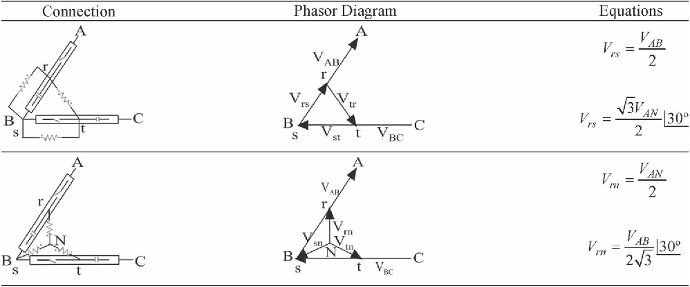 a three-phase ac–ac converter in open-delta connection based on switched  capacitor principle - semantic scholar