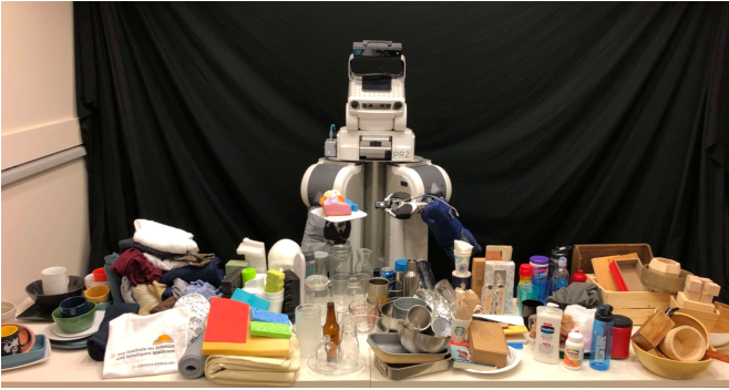 Figure 1 for Multimodal Material Classification for Robots using Spectroscopy and High Resolution Texture Imaging
