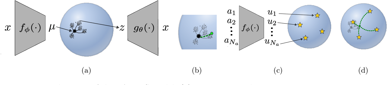 Figure 1 for Variational Autoencoder with Learned Latent Structure
