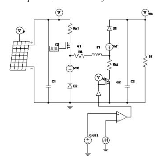 Asynchronous non-inverter buck-boost DC to DC converter for