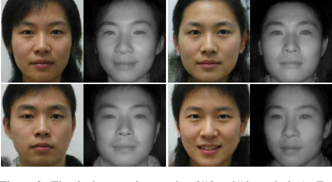 Figure 3 for Dual Variational Generation for Low-Shot Heterogeneous Face Recognition