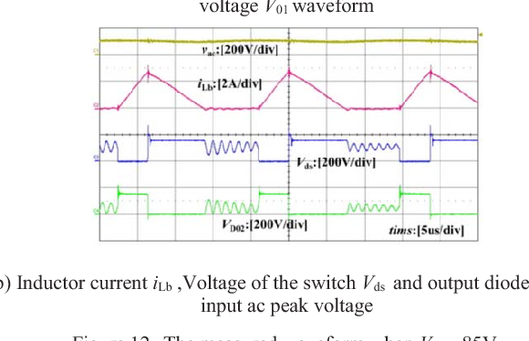 A universal-input high-power-factor PFC pre-regulator without