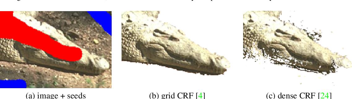 Figure 3 for ADM for grid CRF loss in CNN segmentation