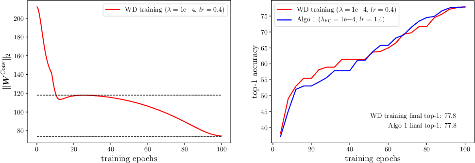 Figure 1 for FixNorm: Dissecting Weight Decay for Training Deep Neural Networks