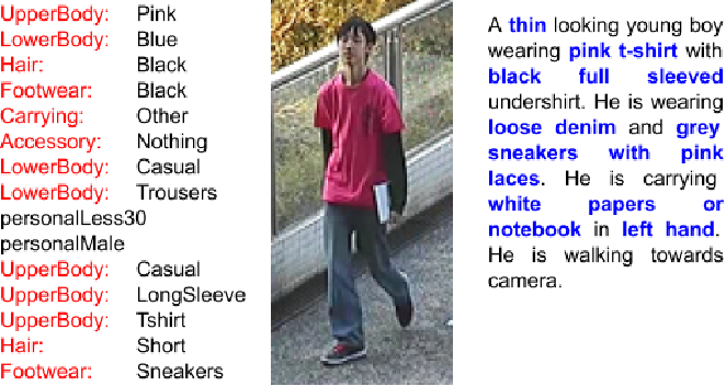 Figure 2 for A Convolutional Baseline for Person Re-Identification Using Vision and Language Descriptions