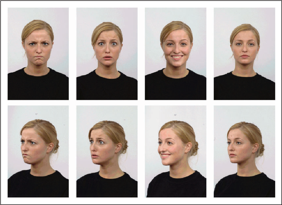 ae4d9955cc In Your Face  Startle to Emotional Facial Expressions Depends on ...