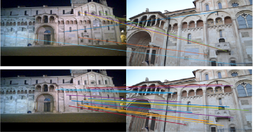 Figure 1 for Video Registration in Egocentric Vision under Day and Night Illumination Changes