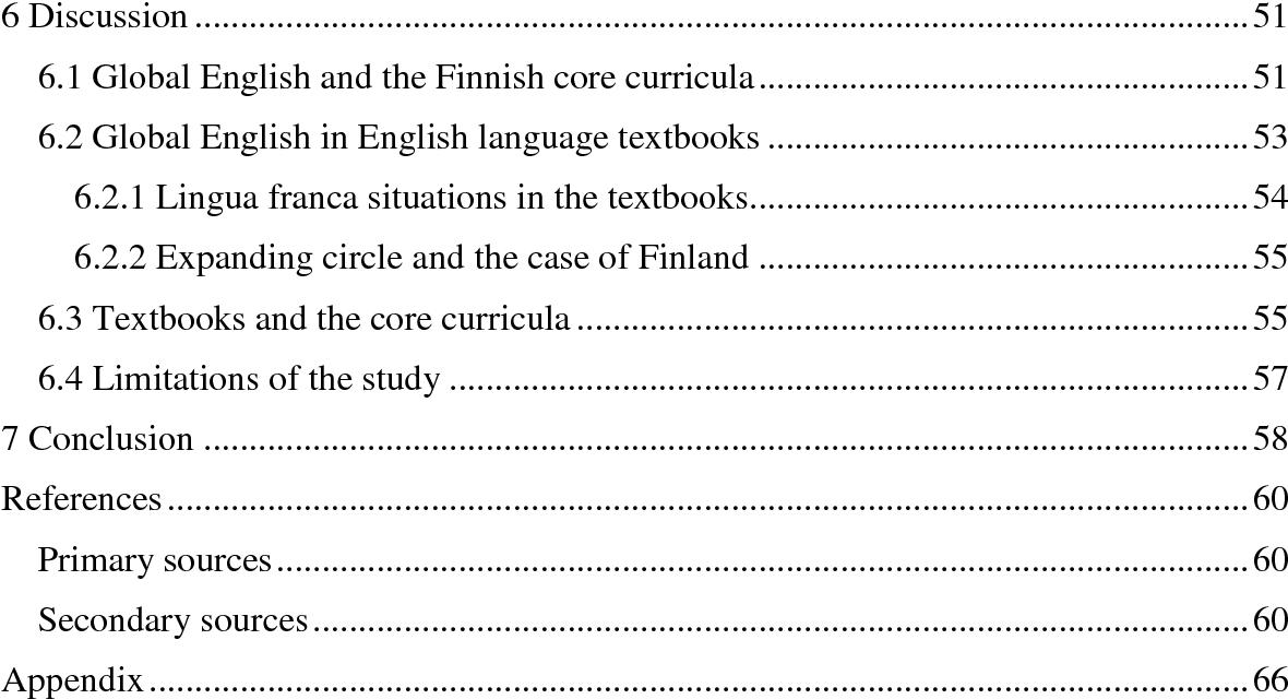 PDF] Global English – the end of teaching EFL? Finnish core