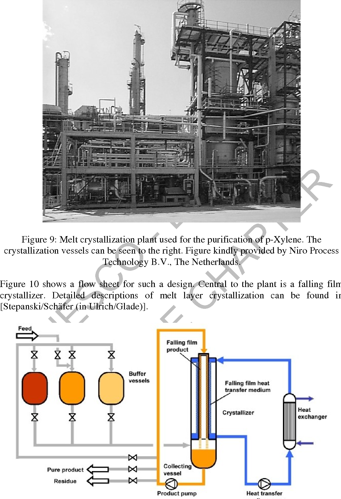Heat And Mass Transfer Operations Crystallization Semantic Scholar Process Flow Diagram Of Xylene