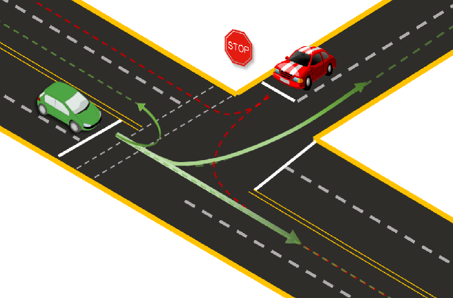 Figure 1 for Divide-and-Conquer for Lane-Aware Diverse Trajectory Prediction