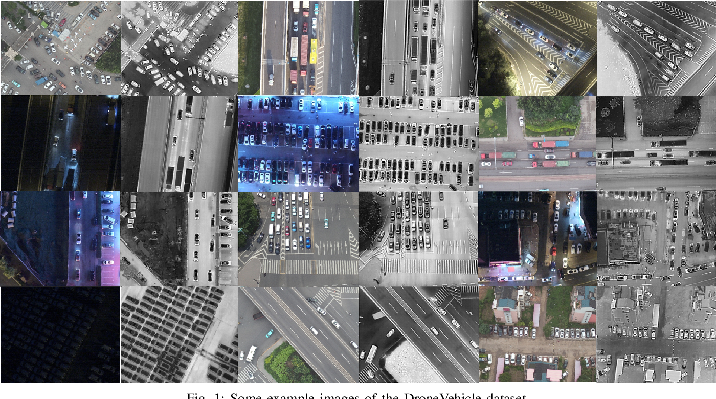 Figure 1 for Drone Based RGBT Vehicle Detection and Counting: A Challenge