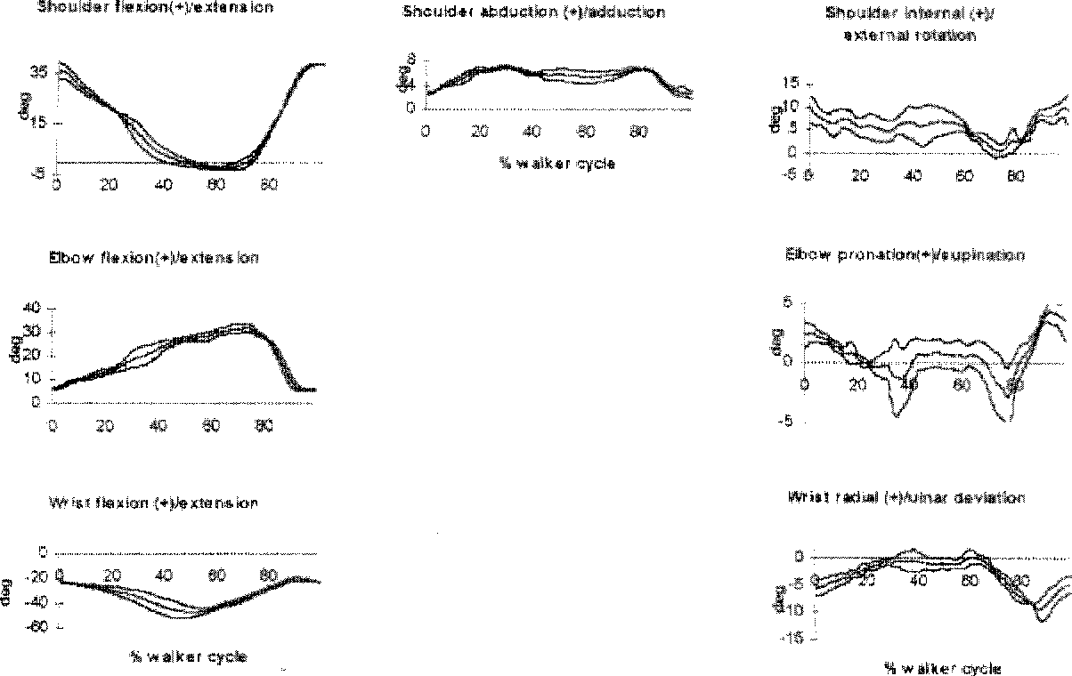 Walker-assisted gait in rehabilitation: a study of biomechanics and ...