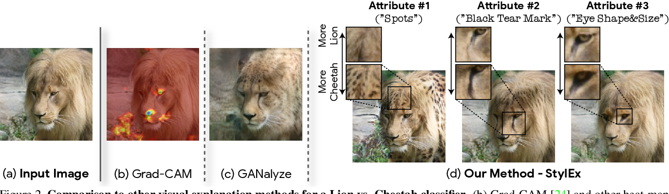 Figure 2 for Explaining in Style: Training a GAN to explain a classifier in StyleSpace