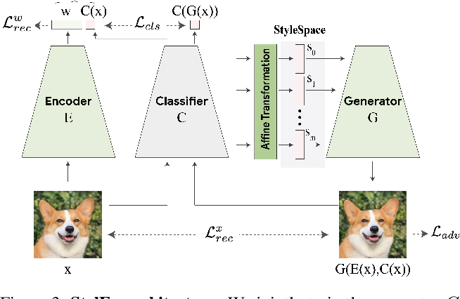 Figure 4 for Explaining in Style: Training a GAN to explain a classifier in StyleSpace