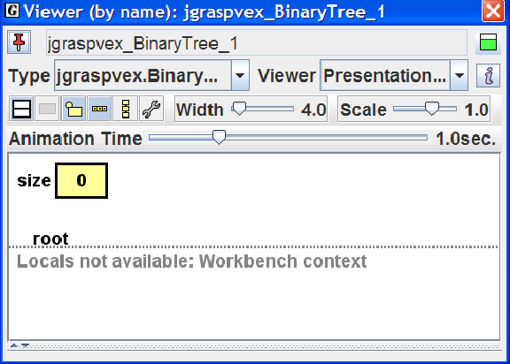 Figure 6-5 from Tutorials* for the jGRASP TM 1 7 Integrated