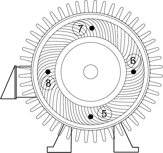 Tefc Induction Motor