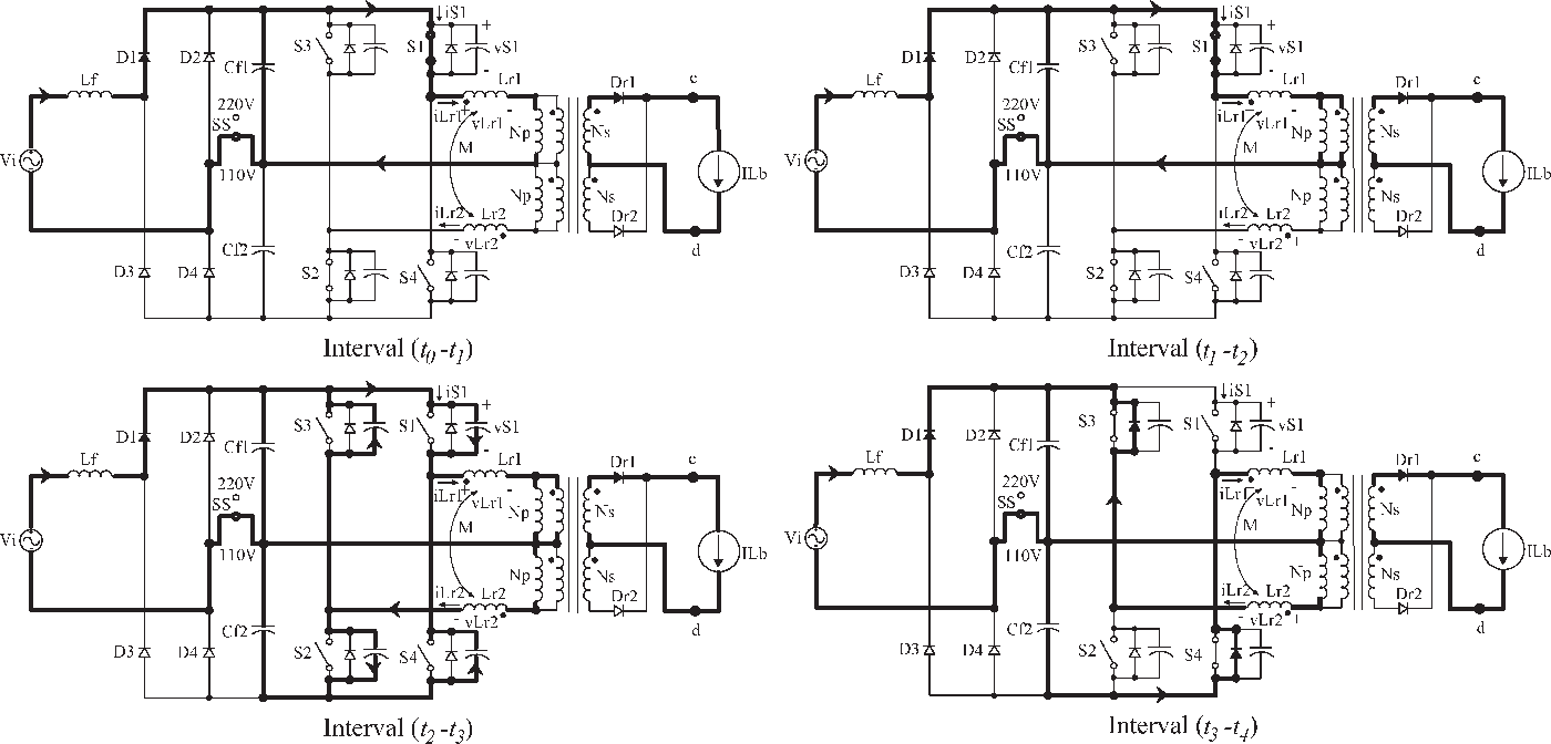 A Ups With 110 V 220 Input Voltage And High Frequency Transformer 15 Kva Circuit Diagram Figure 8