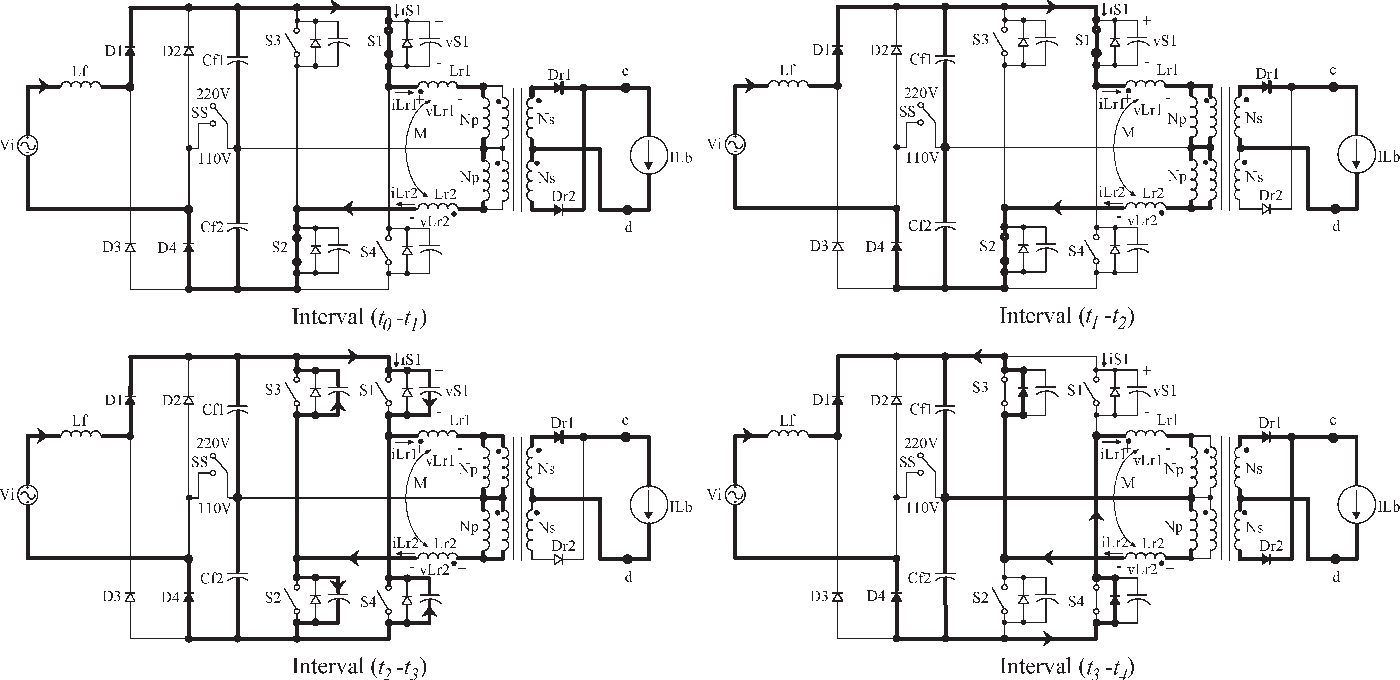 A Ups With 110 V 220 Input Voltage And High Frequency Transformer 15 Kva Circuit Diagram Figures Tables