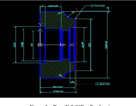 Discussion on Roller Procedures Fast Drawing System Based on AutoCAD