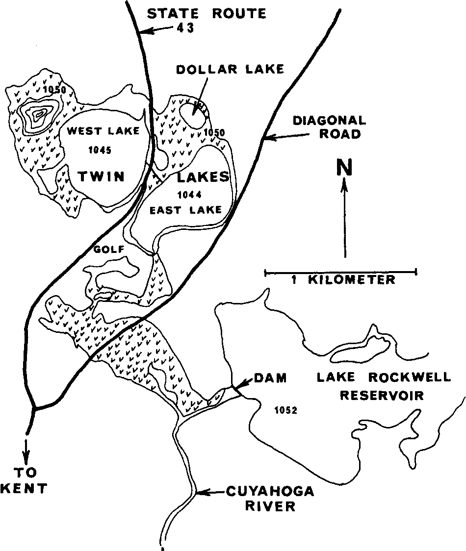 Figure 1 From Eutrophication Op Northeastern Ohio Lakes I