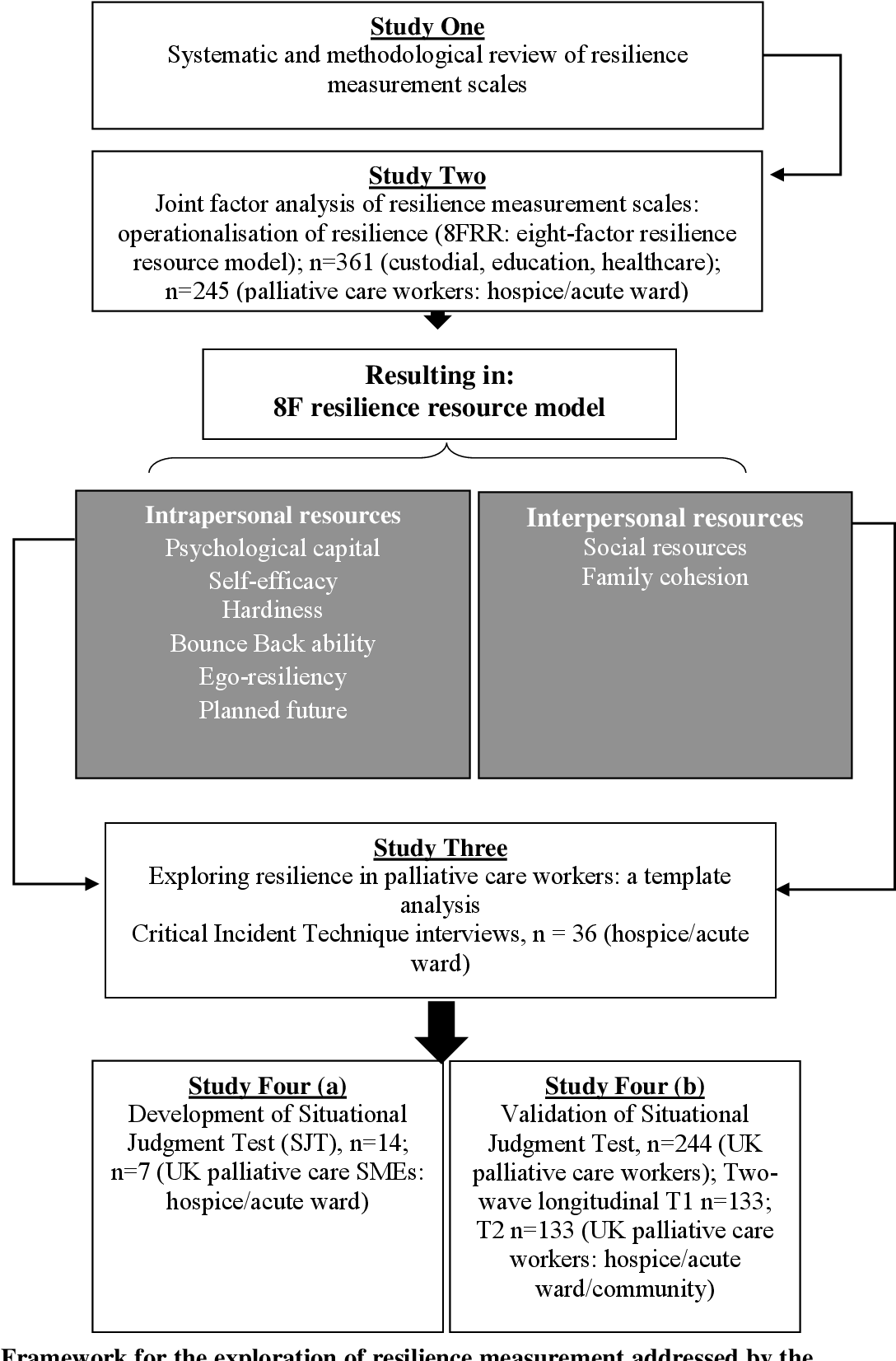 PDF] An exploration of the measurement of resilience in palliative