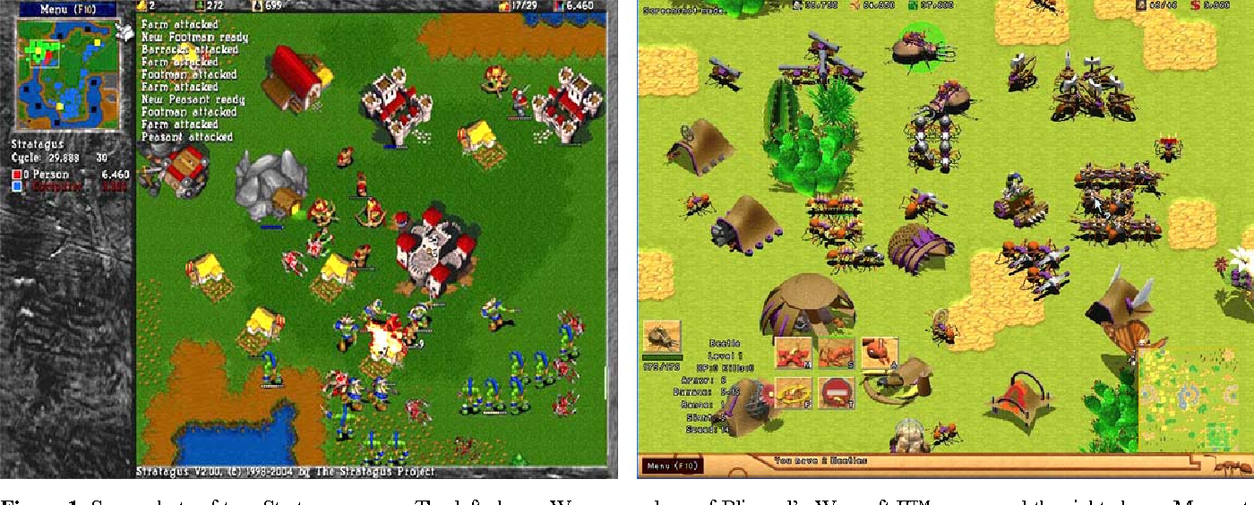 Figure 1 from Stratagus : An Open-Source Game Engine for Research in