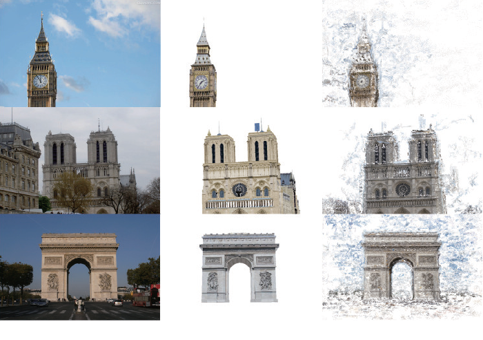 Figure 3 for Viewpoint Selection for Photographing Architectures