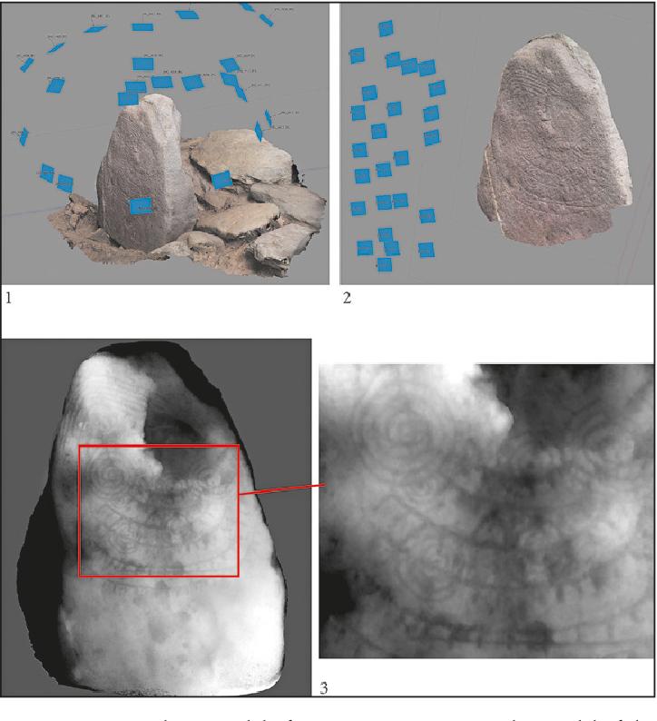 Figure 5 from Digital Rocks  An integrated approach to rock art