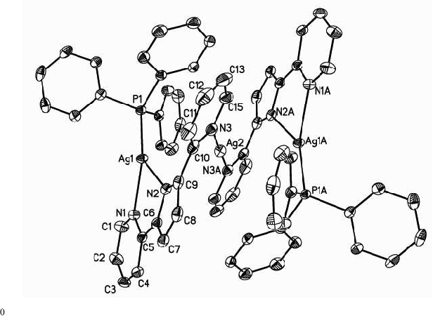 Figure 2 From Multi Nuclear Silveri And Copperi Complexes A