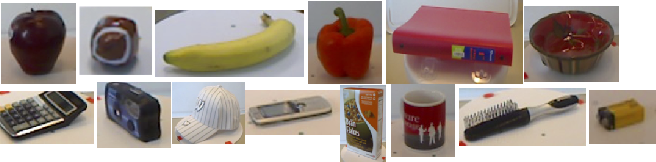 Figure 3 for Object Recognition from Short Videos for Robotic Perception