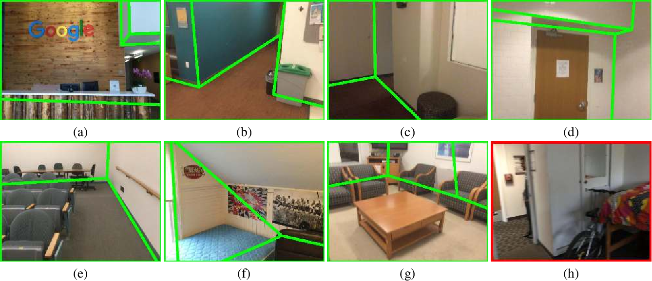 Figure 3 for General 3D Room Layout from a Single View by Render-and-Compare