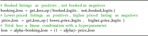 Figure 4 for Improving Deep Learning For Airbnb Search