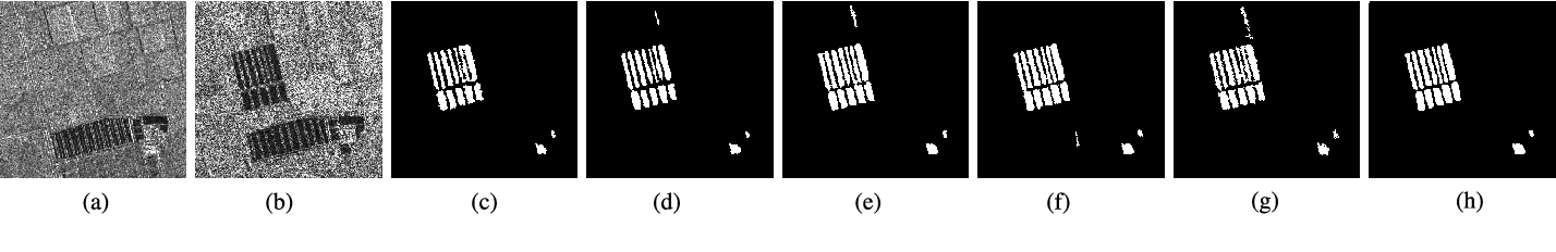 Figure 4 for Imbalanced Learning-based Automatic SAR Images Change Detection by Morphologically Supervised PCA-Net