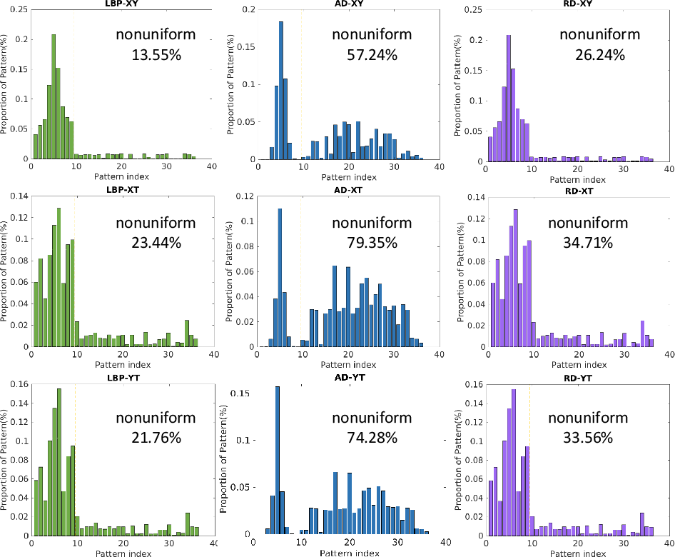 Figure 4 for Extended Local Binary Patterns for Efficient and Robust Spontaneous Facial Micro-Expression Recognition